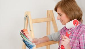 nuancier de couleurs peinture