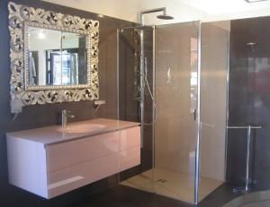déco miroir salle de bain