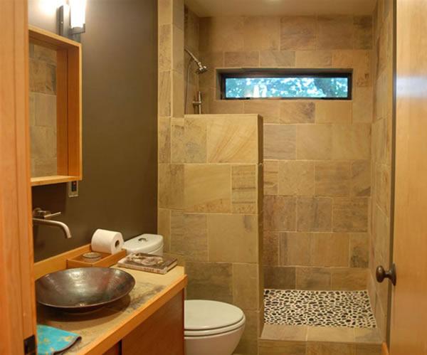 Connu salle de bain fonctionnelle IL67