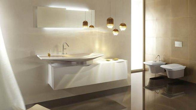 Salle de bain éclairage