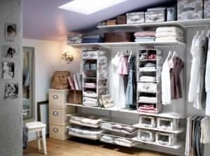 dressing petite chambre