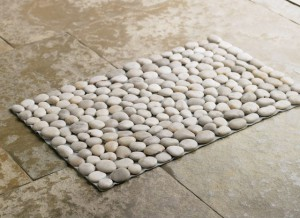 tapis de salle de bain antidérapant
