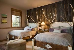 tous les conseils pour r aliser une d coration de chambre champ tre. Black Bedroom Furniture Sets. Home Design Ideas