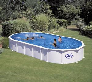 piscine hors sol de nage