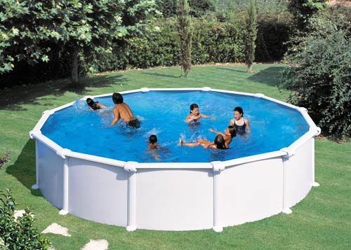 Piscine hors sol for Piscine gre hors sol